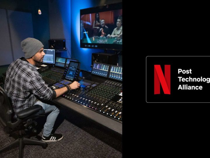 Avid's End-to-End Audio and Video Solution Joins the Netflix Post Technology Alliance