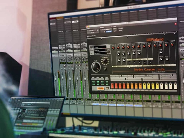 Five Ways to Supercharge Your Pro Tools Session Using Roland Cloud