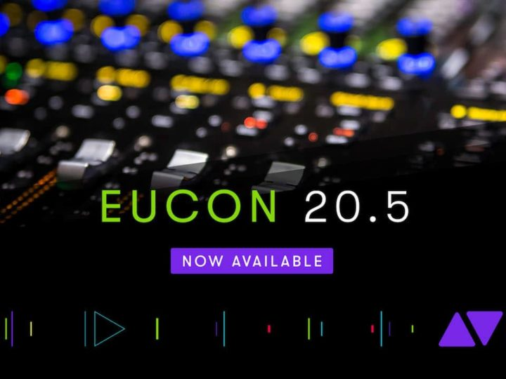 EUCON 20.5 Now Available—What's New