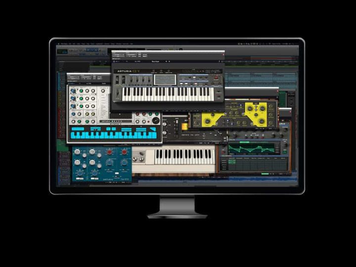 Arturia's New Effects and Instrument Bundles — Avid Marketplace Delivers the Legends