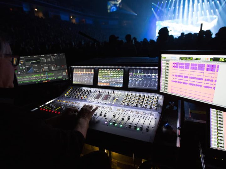 Live Recording and Virtual Soundcheck with Avid VENUE | S6L and Pro Tools