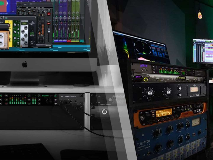 Comparing Pro Tools | Carbon and Pro Tools | MTRX Studio
