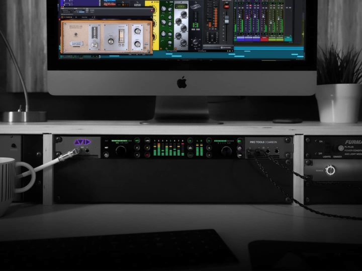 Introducing Pro Tools | Carbon