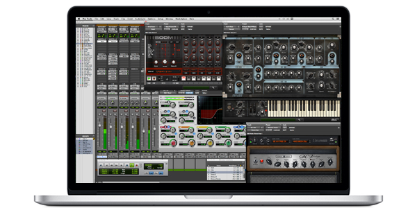 Avid Pro Tools Software Download