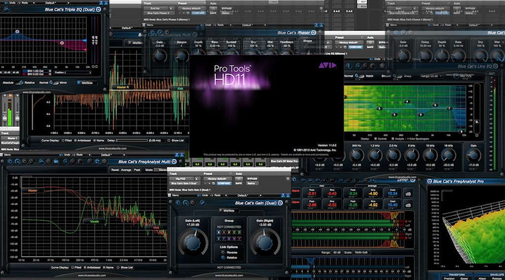 GenArts Sapphire Plug-ins for Avid AVX Products (free ...