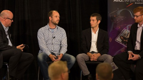 Avid Connect Europe 2014: Learning How to Reach Today's Multi-Screen Audience