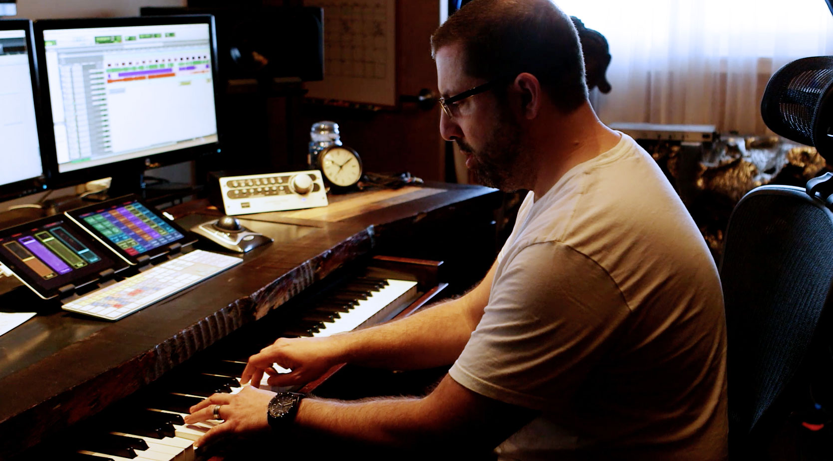 Music Composers Use System 5 to Deliver Compelling Scores