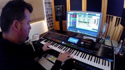 Music Creation Webinar with Dave Audé