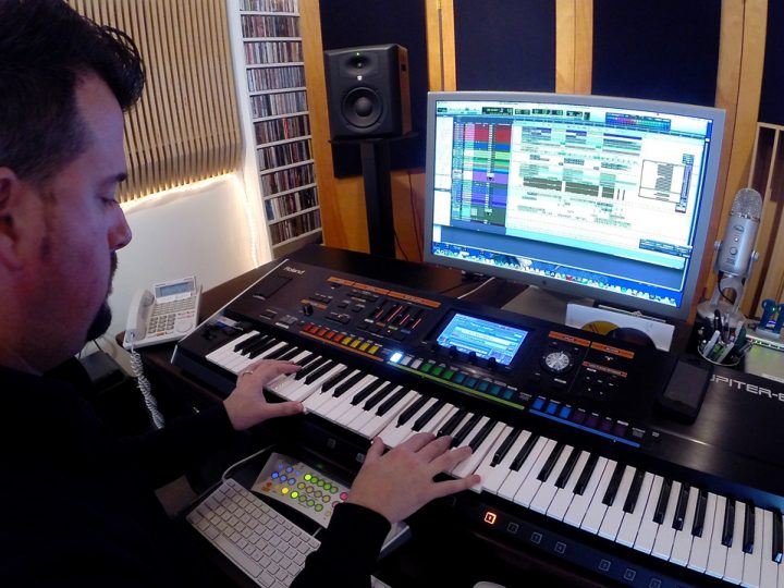 Music: Inside the Studio with Remix Master Dave Audé