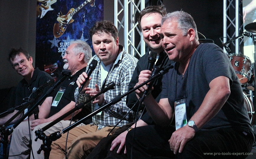 NAMM 2014: Recording Industry Expert Panel