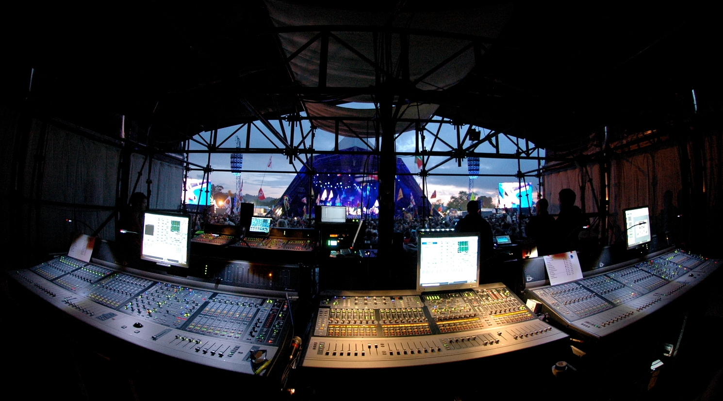 Picture 1 VENUE at Glastonbury