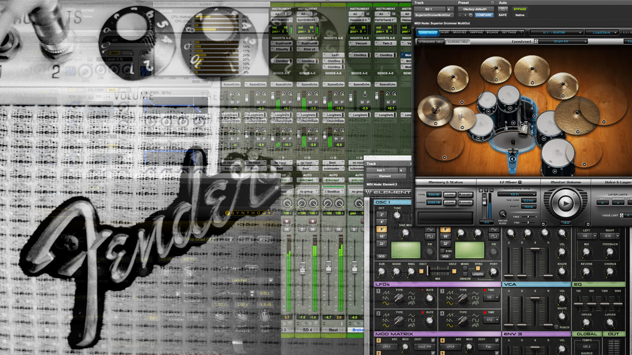 Why the Heck Should I Create Music in Pro Tools?