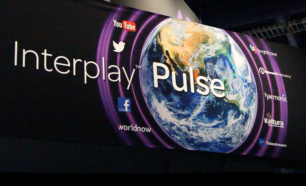 Avid Interplay Pulse