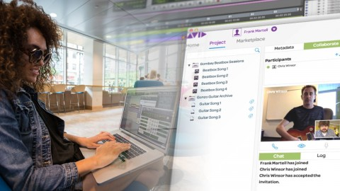 Pro Tools Academic Gets New Cloud Collaboration and Support Features with the Upgrade/Support Plan for Educators and Students