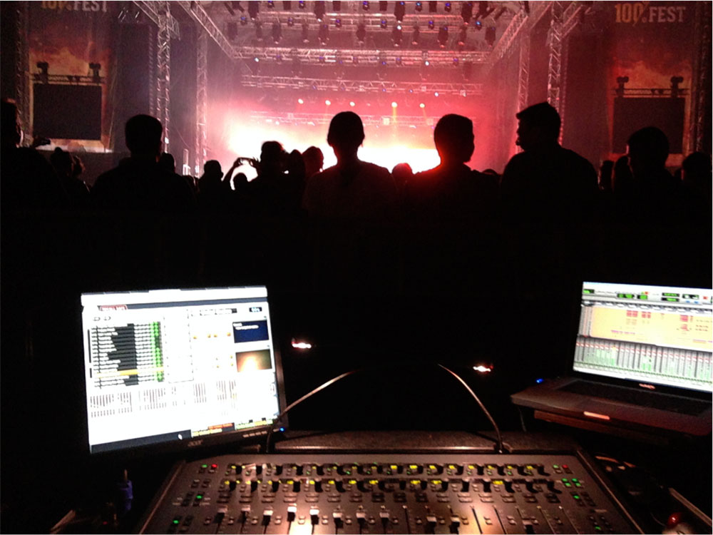 Music: On Tour with Massive Attack—Production Rehearsals