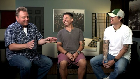 Inside 'The Expendables 3' Editing Room with Sean Albertson, ACE and Paul Harb