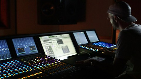 Modern Music Mixing with System 5 and Pro Tools