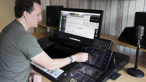 Pro Mixing: London's Top Post Facilities Embrace Pro Tools | S6