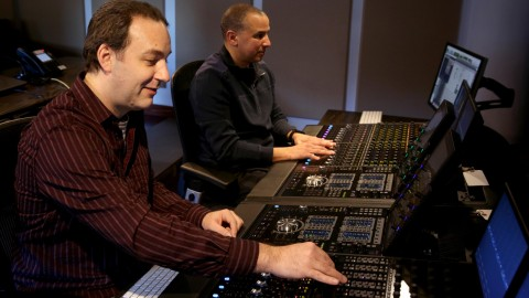 Harbor Films New York Delivers the Soundtrack for the Netflix Original Series 'Marco Polo' with Pro Tools | S6