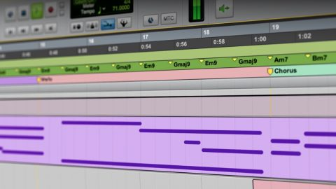 Get Started Fast with Pro Tools