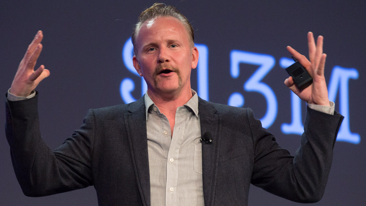 Filmmaker Morgan Spurlock Shares How Big Risks Can Lead to Big Rewards