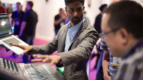 Customers React to the Next Stage in Live Sound Systems