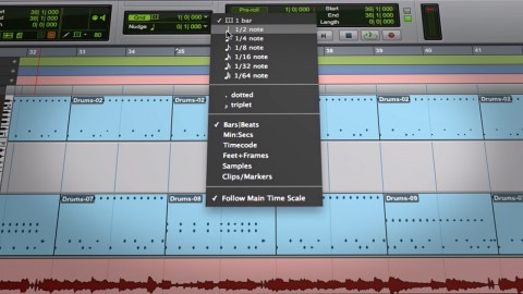 Get Started Fast with Pro Tools: In the Pocket
