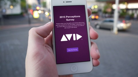 2015 Avid Brand Perception Survey