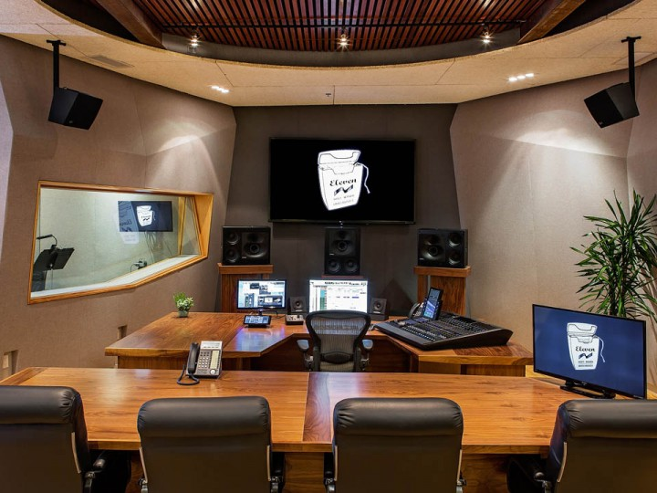 Inside Eleven Sound's Brand New Audio Post Mixing Suites Featuring S6 and HDX