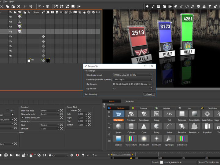State-of-the-Art, Real-Time Broadcast Graphics Creation with Avid Maestro | Designer