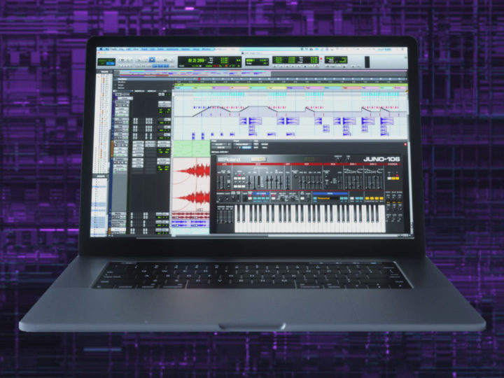Roland Cloud Virtual InstrumentsがAvid Pro Tools AAXに対応