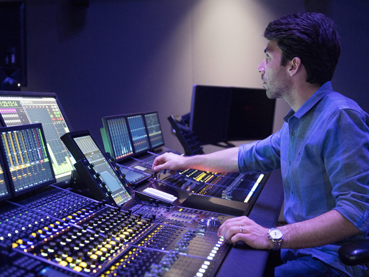 Sound Designing and Mixing Immersive Audio for MEGAN