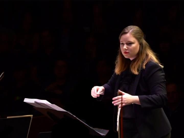 Composer Anne-Kathrin Dern talks Sibelius 2019.4
