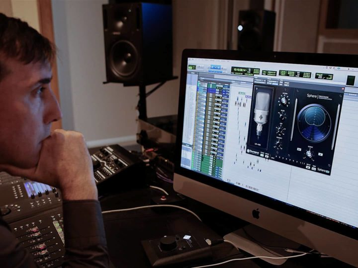 Sphere L22: Reinventing the Microphone for Post Production Workflows