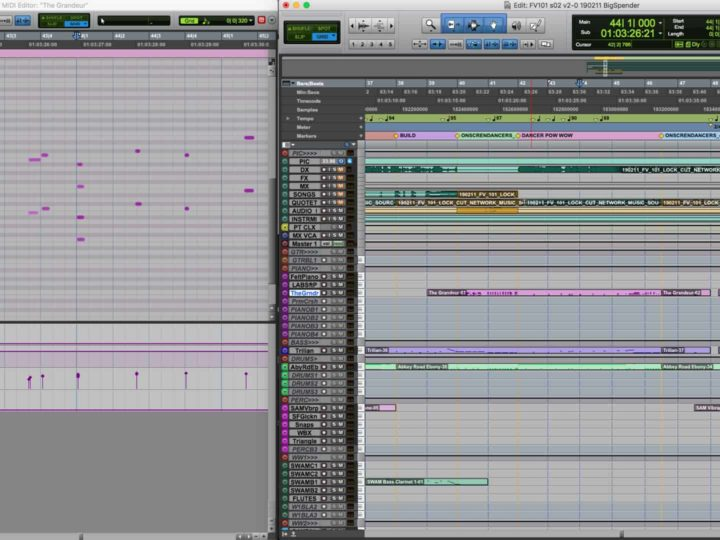 Top 5 Reasons Film Composers Love Pro Tools
