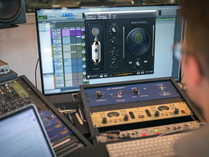 Major Update to the Sphere L22 Microphone Modeling System
