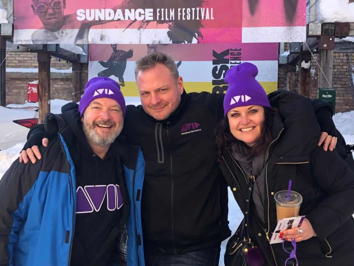 Avid Heads to Sundance 2020