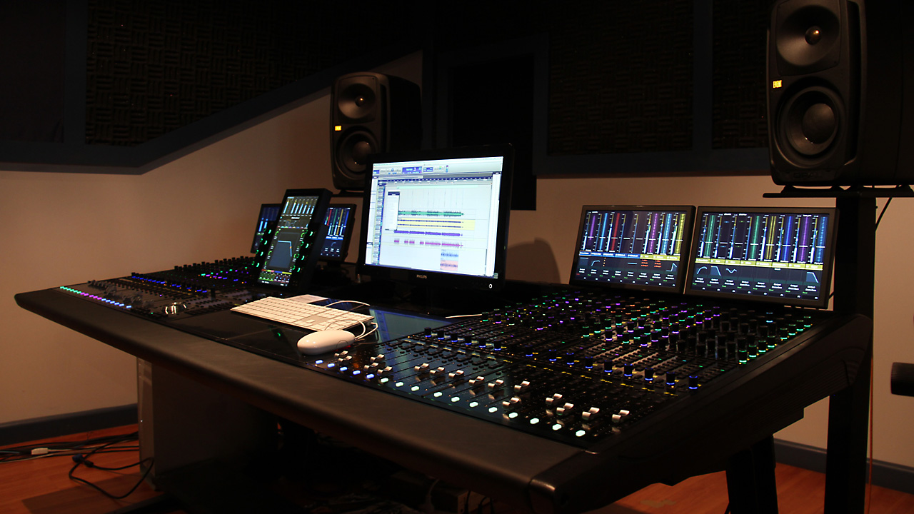 Pro Mixing Customer Gallery: SAE Creative Media Institute Adelaide Campus
