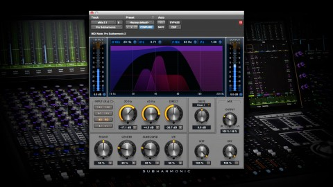 Filmmaking: Why the Pro Subharmonic Plug-in is a Definite Must-Have For My Audio Post Production